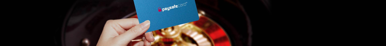 Bezpečné platby v ruletě – Paysafecard
